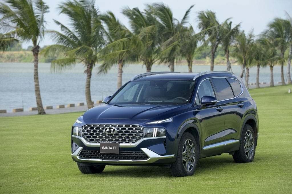 Hyundai Santa Fe 2021 - 10