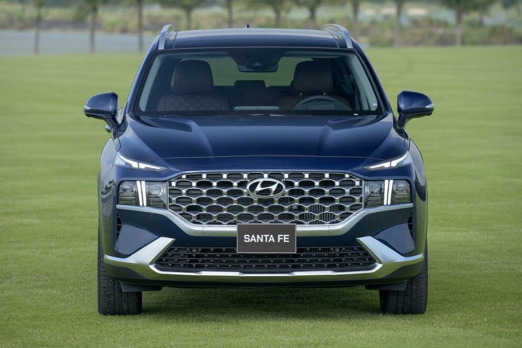 Hyundai Santa Fe 2021 - 17