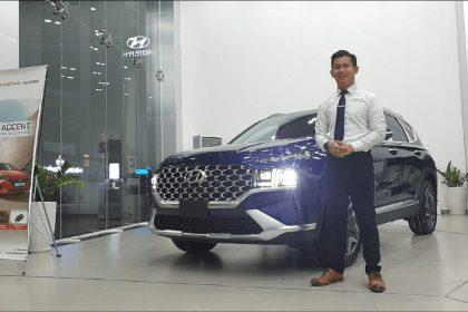 Video Review Hyundai Santafe 2021